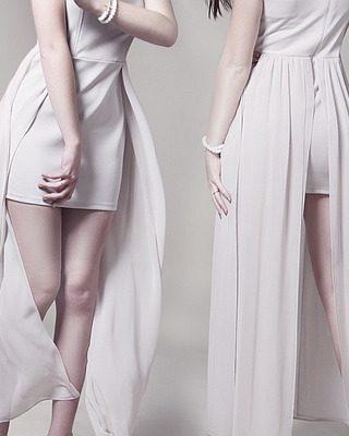 Damenkleider anpassen