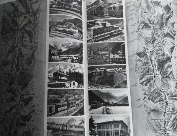 Die Berninabahn 1