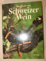Buch Schweizer Wein