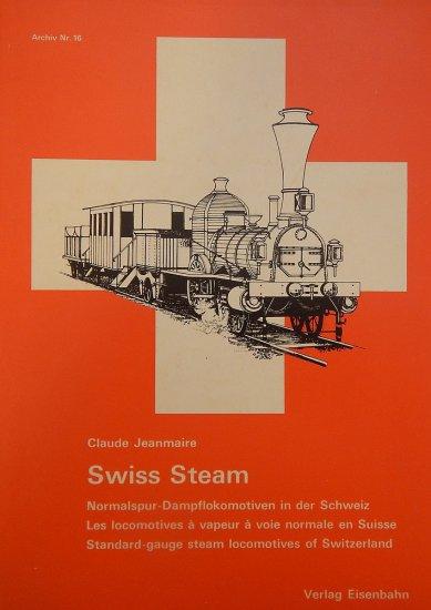 Swiss Steam Normalspur-Dampflokomotiven
