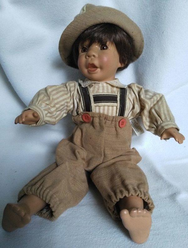 Puppenwagen 2 Puppen 6