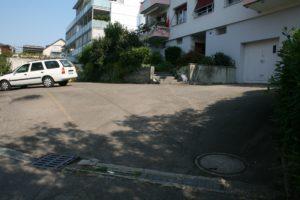 Bergweg 9 Parkplatz